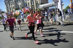 Belgrade maraton, Serbien Arkivfoton
