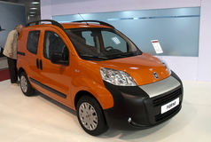 Car Fiat Fiorino Royalty Free Stock Photos