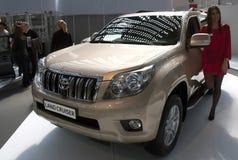 Car Toyota Land Cruiser Stock Photography