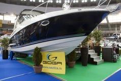Luxury boat -2 Royalty Free Stock Photo