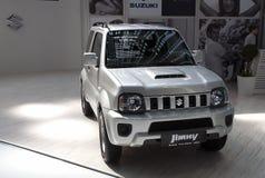 Samochodowy Suzuki Jimny Zdjęcia Stock