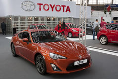 Voiture Toyota GT 86 Image stock