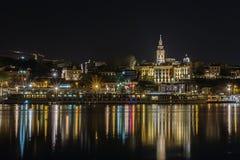 Belgrade na wodzie Zdjęcie Stock