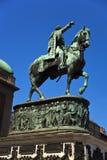 belgrade serbia royaltyfria bilder