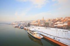 Belgrade Serbia arkivbild