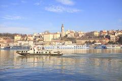Belgrade Serbia Fotografering för Bildbyråer