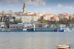 Belgrade, Serbia Royalty Free Stock Photography