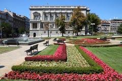 Belgrade Serbia royaltyfri foto