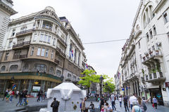 Belgrade, Serbia Stock Images