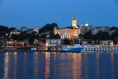 Belgrade, Serbia Royalty Free Stock Photo