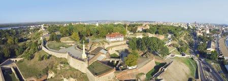 Belgrade, Serbia fortress Stock Photo