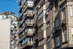 Belgrade in Serbia Stock Images