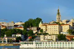 Belgrade, Serbia Stock Images