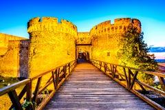 Belgrade, Serbia - Kalemegdan Fortress Royalty Free Stock Photos