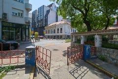 Afternoon in Belgrade Stock Image