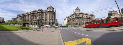 Belgrade, Serbia Stock Photography
