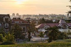 Belgrade Streets Royalty Free Stock Image