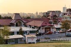 Belgrade Streets Stock Photo