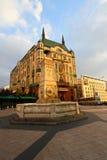 Belgrade. Terazije square in downtown Belgrade,Serbia Royalty Free Stock Image