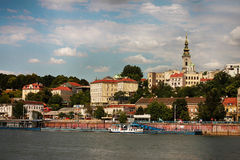 Architecture in Belgrade, Serbia Stock Images