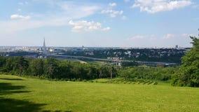 Belgrade widok obrazy royalty free
