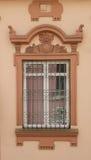 Belgrade window Royalty Free Stock Image