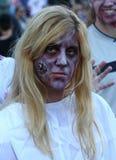 Belgrade zombie walk Royalty Free Stock Photography