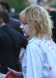 Belgrade zombie walk Stock Photo