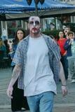 Belgrade zombie walk Royalty Free Stock Photos