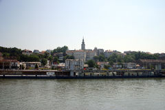 Belgrado Stock Afbeelding
