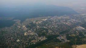 Belgrado de los aviones almacen de video
