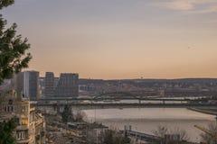Belgrado royalty-vrije stock fotografie