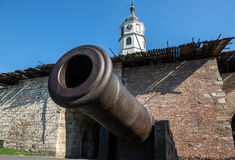 Belgrado en Serbia Imagen de archivo libre de regalías