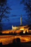 Belgrado, hoofdstad van Servië Stock Foto's