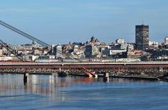 Belgrado na Sérvia Imagens de Stock Royalty Free