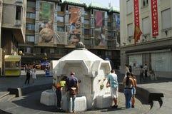 BELGRADO, SERBIA - 4 settembre 2009 Fotografia Stock