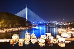 Belgrado Servië Royalty-vrije Stock Fotografie