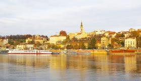Belgrado, Servië Stock Afbeeldingen