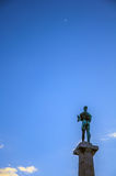 Belgrado vitorioso/vencedor Fotografia de Stock