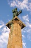 Belgrado vittoriosa/vincitore Fotografia Stock