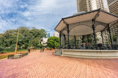 Belgranobuurt, Buenos aires, Argentinië Royalty-vrije Stock Foto