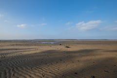 Belhaven海湾 库存图片