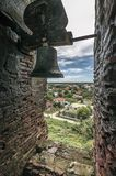 Belhi della torre bantay Fotografia Stock