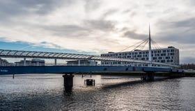 Belhi gettano un ponte su a Glasgow Fotografie Stock Libere da Diritti