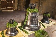 Belhi nella cattedrale della st Vitus Fotografia Stock Libera da Diritti
