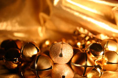 Belhi su oro Immagine Stock