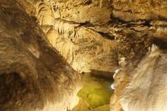 Belianka-Höhle am Fuß des hohen Tatras in Slowakei Lizenzfreie Stockfotografie