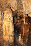 Belianska cave, Slovakia Stock Photo