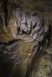 Belianska jama jest soplena jamą w słowaku Zdjęcie Stock