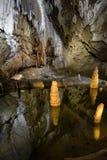 Belianska jama w Wysokim Tatras, Sistani zdjęcia royalty free
